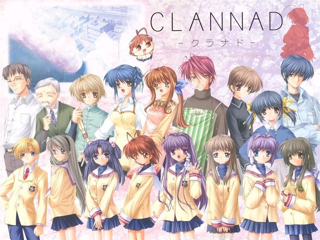CLANNAD (ゲーム)の画像 p1_1
